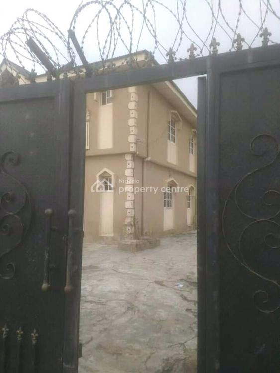 a Storey Building of 4 Nos. 3 Bedroom Flats, Agric, Ikorodu, Lagos, Block of Flats for Sale