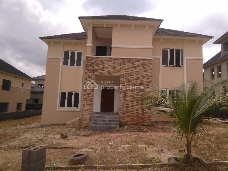 Luxury 5 Bedroom Detached Duplex with a Bq, Katampe (main), Katampe, Abuja, Detached Duplex for Sale