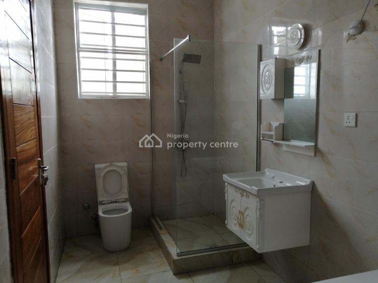 a Brand New 4 Bedrooms Semi Detached Duplex with Bq, Chevy View Estate By Chevron Drive, Lekki Phase 1, Lekki, Lagos, Semi-detached Duplex for Rent