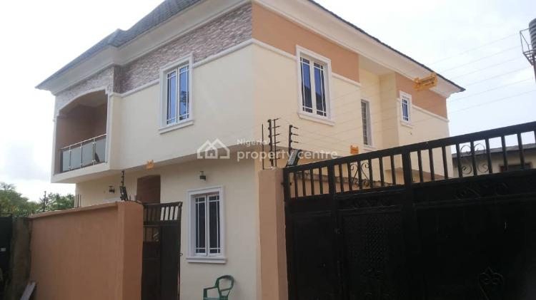Distress 4 Bedroom Fully Detached Duplex with a Bq, Thomas Estate, Ajah, Lagos, House for Sale