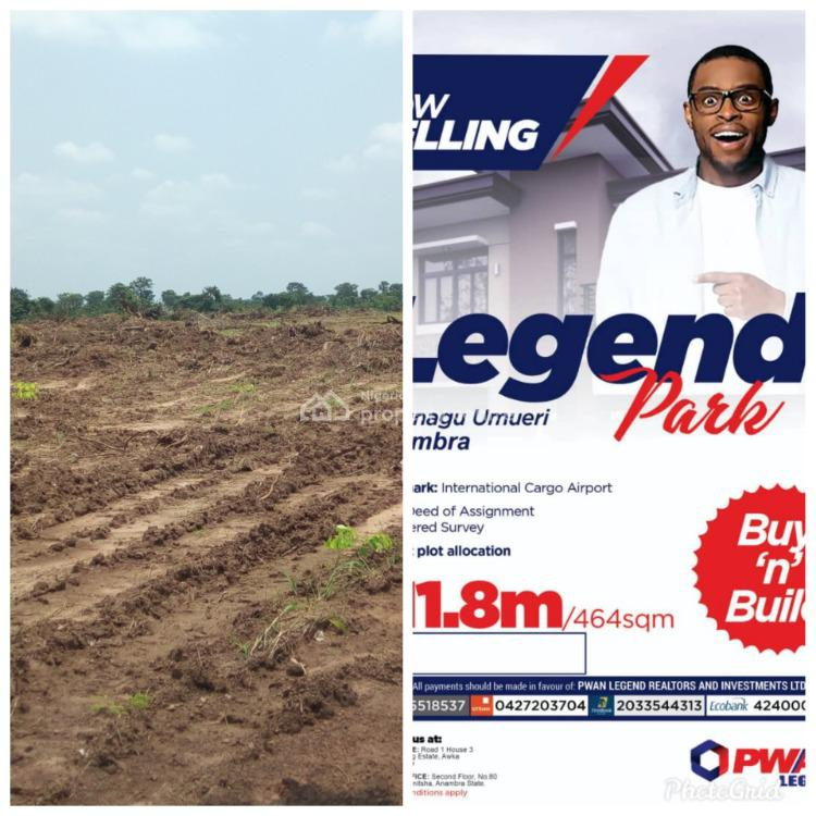 Affordable Land - Legend Park Estate, Anambra, Anambra, Mixed-use Land for Sale