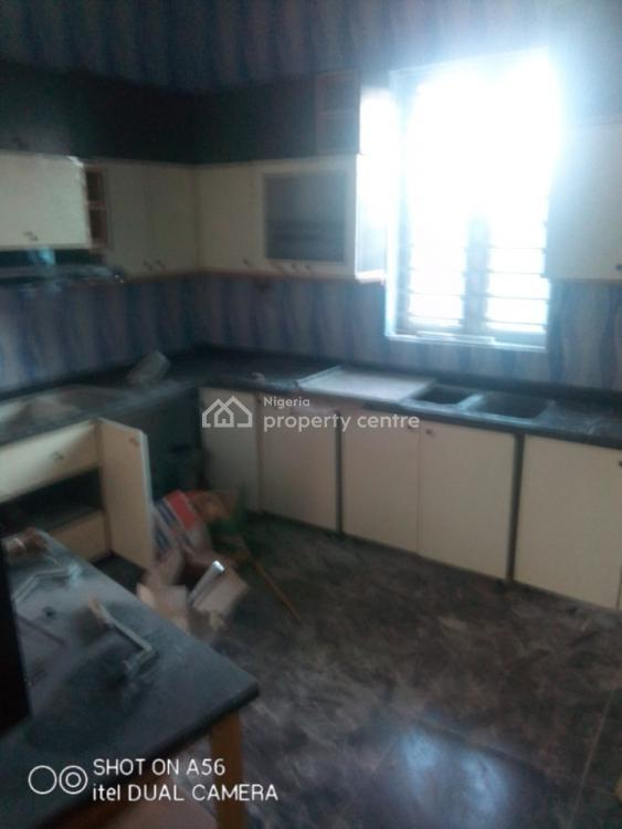 Luxury Executive 4 Bedroom Detected Duplex with 2 Siting and Bq, Beside Gra Scheme 1, Oko-oba, Agege, Lagos, Detached Duplex for Sale