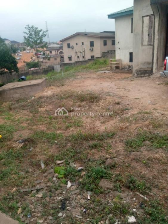 a Building of 2 Nos 2 Bedroom Flat & 4 Bedroom 95% Completed on Big 1300sqm, Abule Egba, Fagba, Agege, Lagos, Block of Flats for Sale