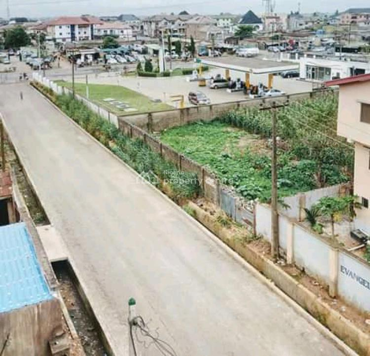 Commercial Land of 1717sqm with C of O Facing Major Road, Ejigbo, Lagos, Commercial Land for Sale