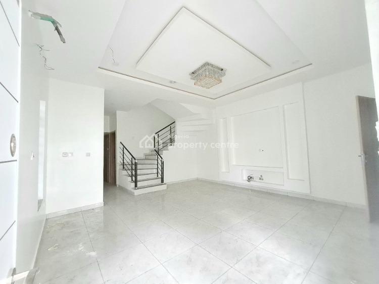 Spacious 4 Bedroom Luxury Semi Detached Town House, Oral Estate, Lekki Expressway, Lekki, Lagos, Semi-detached Duplex for Sale