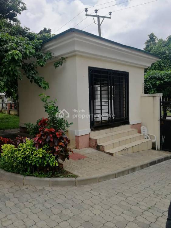3 Bedroom Semi-detached Duplex, Asokoro District, Abuja, Semi-detached Duplex for Rent