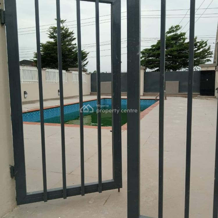 Lovely 3 Bedrooms Terraced Duplex, Chevron Axis, Ikota, Lekki, Lagos, Terraced Duplex for Rent