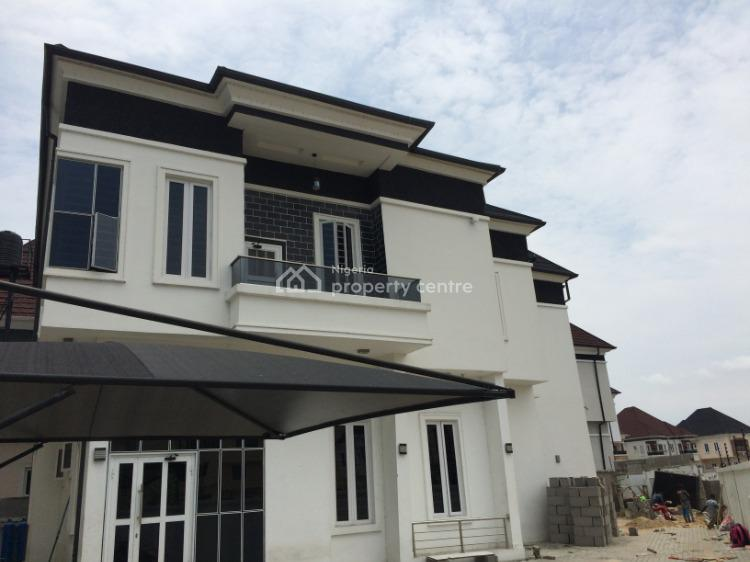 Tastefully Finished Fully  5 Bedrooms  Detached Duplex with a Rm Bq, Chevron Alternative Route, Lekki, Lagos, Detached Duplex for Sale