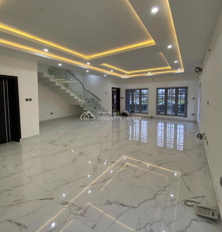 Newly Built 5 Bedroom Fully Detached Duplex with Top Notch Finishing., Orchid Road, Lekki Phase 2, Lekki, Lagos, Detached Duplex for Sale