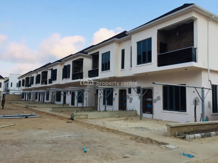 a Luxurious 4 Bedroom Semi Detched Duplex with Bq, Ikota, Lekki, Lagos, Semi-detached Duplex for Sale
