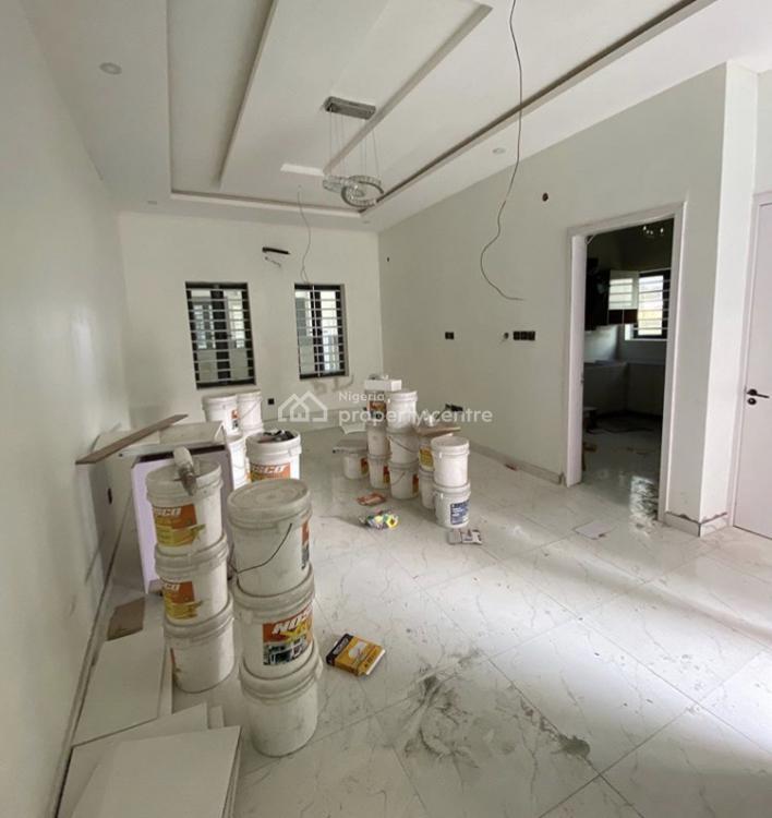 Brand New 4 Bedroom Terraced Duplex, Fully Serviced, Off Orchid Road, Lafiaji, Lekki, Lagos, Terraced Duplex for Rent