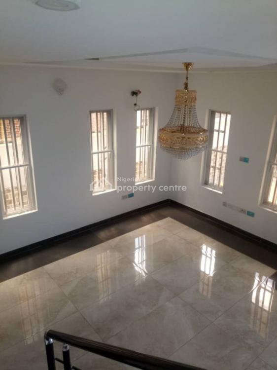 2 Semi Detached Duplex with a Room Bq, Muritala Eletu Way, Osapa London, Lekki, Lagos, Semi-detached Duplex for Sale