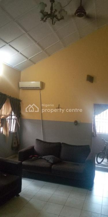 Well Maintain 4 Bedroom Duplex with Flats Behind, Off Oke Afa Bus Stop, Ejigbo, Lagos, Semi-detached Duplex for Sale