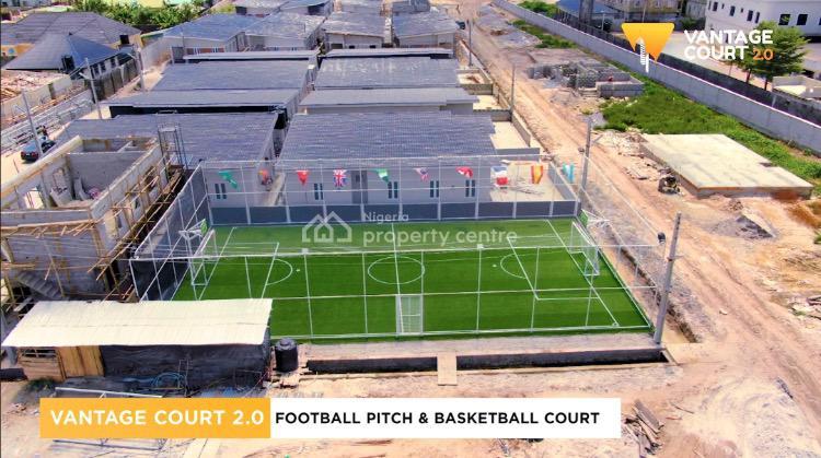 Luxury 3 Bedroom Semi Detached Duplexes with Bq, Bogije, Ibeju Lekki, Lagos, Semi-detached Duplex for Sale