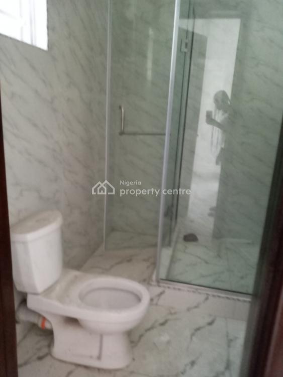 4 Bedroom Semi-detached with a B/q, Ologolo, Lekki, Lagos, Semi-detached Duplex for Sale