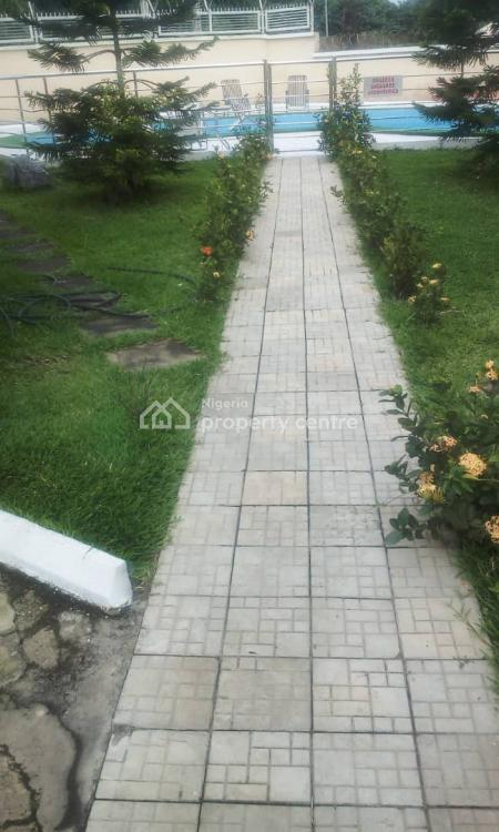 Luxury 4 Bedrooms Terraced Duplex with Swimming Pool and Bq, Maitama District, Abuja, Terraced Duplex for Rent