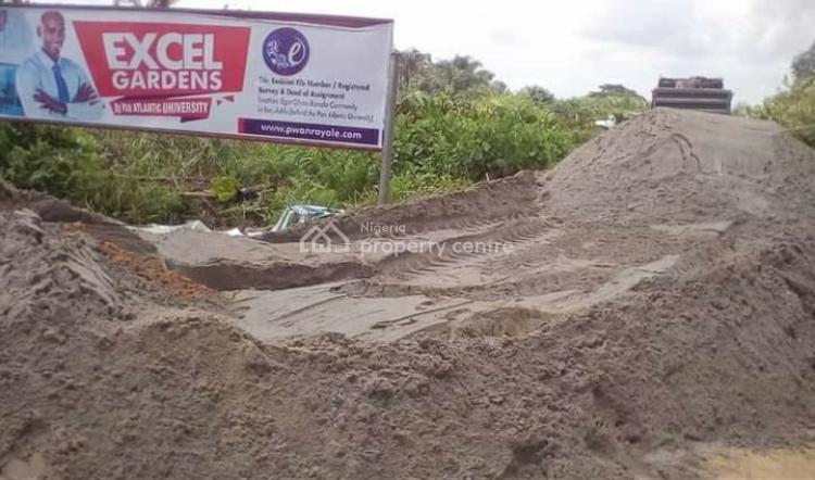 Excel Villa Phase 3, Behind Pan African University, Eleko, Ibeju Lekki, Lagos, Residential Land for Sale