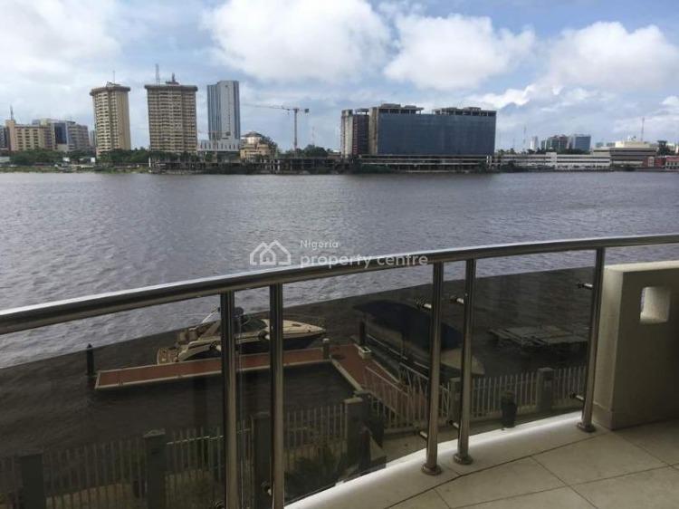2000 Sqm Land (waterfront), Admiralty Road, Lekki Phase 1, Lekki, Lagos, Land for Sale