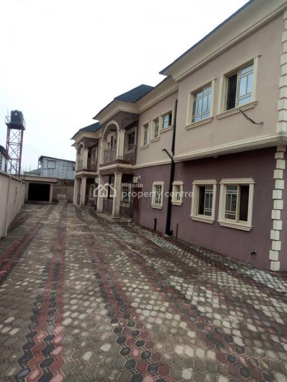 2 Bedrooms Flat. Downstairs, Marshy Hill Estate Akins, Oke Ira, Ajah, Lagos, Flat for Rent
