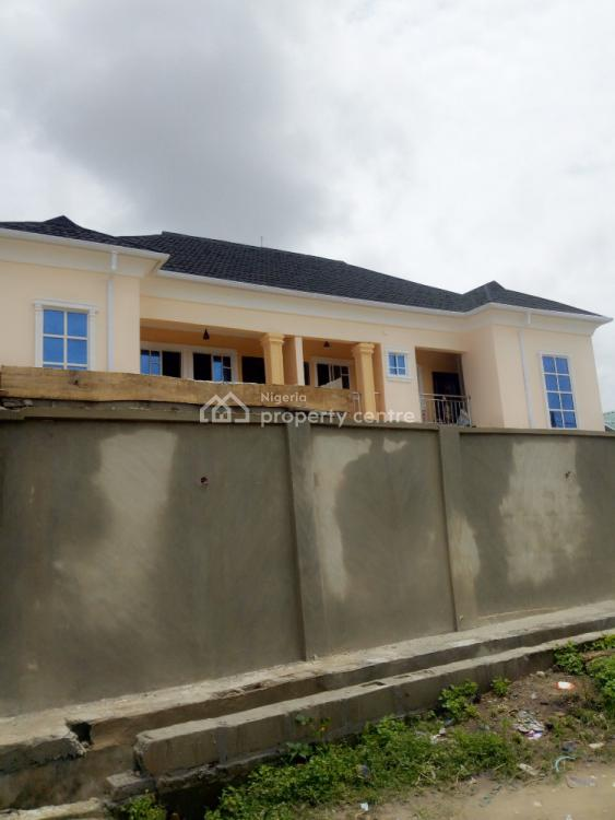 a Newly Built 2 Bedrooms Flat, Upstairs, Gated, Fenced Compound, Westwood Estate, Badore Road, Ajah, Lagos, Flat for Rent