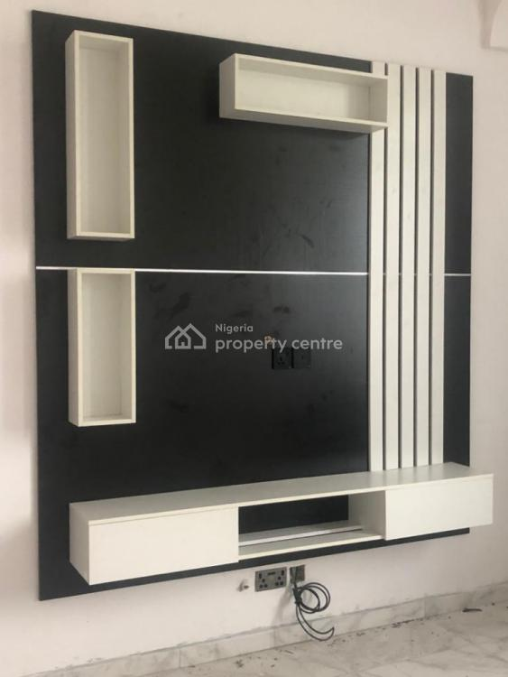 Newly Built 4 Bedroom Semi Detached Puplex with Bq., Amity Estate,, Sangotedo, Ajah, Lagos, Detached Duplex for Sale