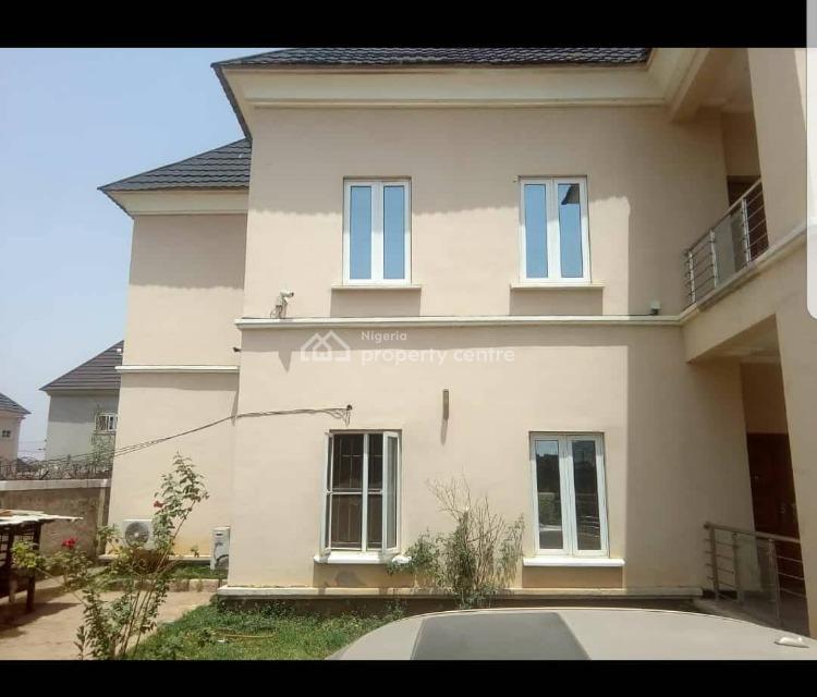Brand New 4 Bedroom Duplex with Bq, Apo Resettlement, Apo, Abuja, Detached Duplex for Sale
