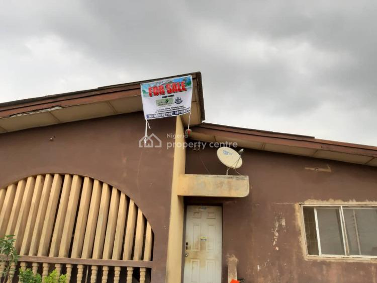 4 Units of 2 Bedroom Flat on a Full Plot, C of O., Kolaq Bus-stop Akute., Berger, Arepo, Ogun, Block of Flats for Sale
