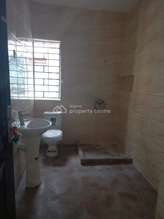 Newly Built 3 Bedroom Flat, Akoka, Yaba, Lagos, Flat for Rent