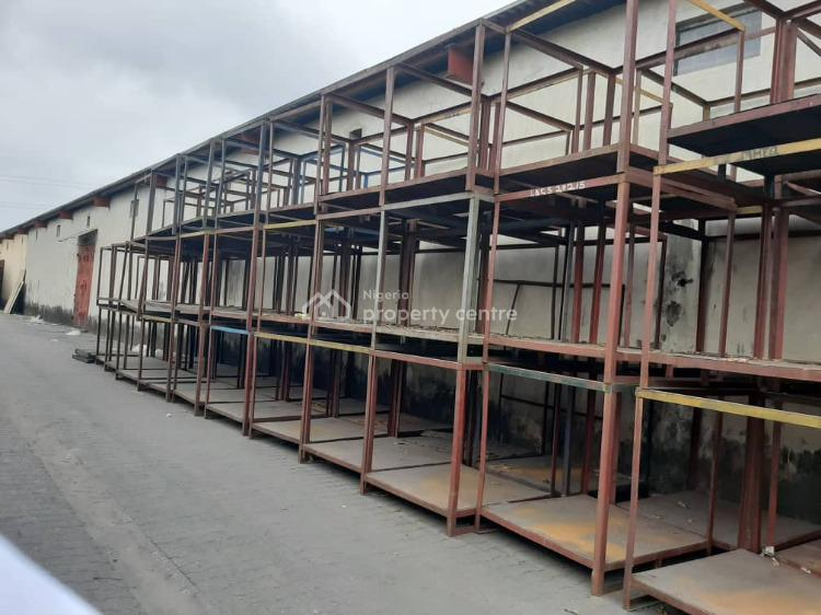 660 Sqm Warehouse, Ikota, Vgc, Lekki, Lagos, Warehouse for Rent
