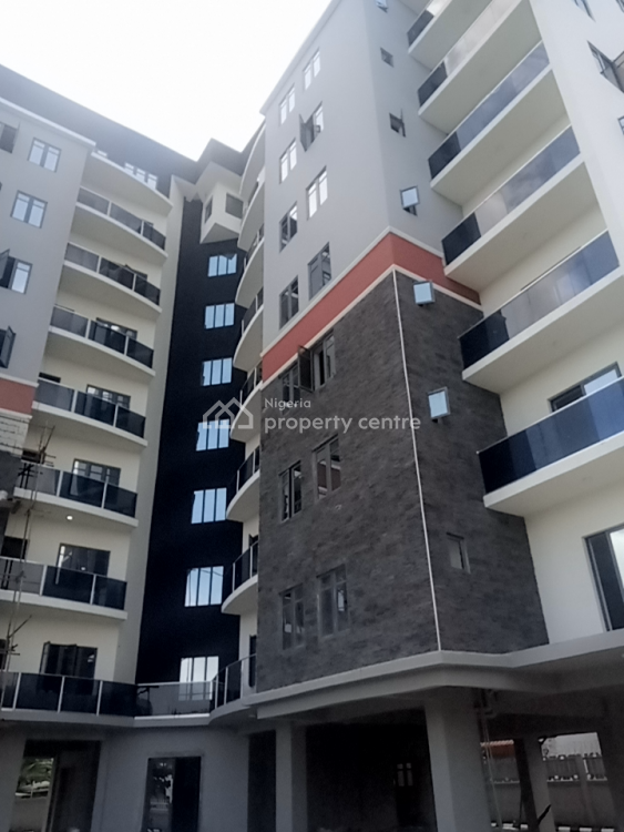 Fully Serviced Brand New 3 Bedrooms Apartment with Bq, Victoria Island (vi), Lagos, Flat for Sale