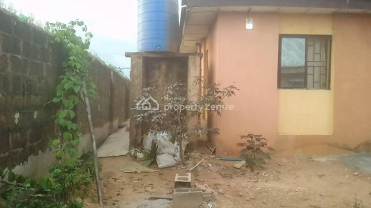 Moderate 2 Bedroom, with a Mini Flat and a Room Self at Bq, Afolabi Close Off Command Road By Ile-iwe, Oke-odo, Lagos, Detached Bungalow for Sale