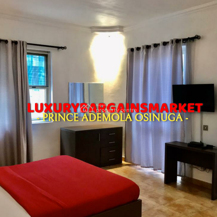 Great Deal! Fully Furnished 3 Bedroom Apartment, Old Ikoyi, Ikoyi, Lagos, Flat / Apartment for Rent