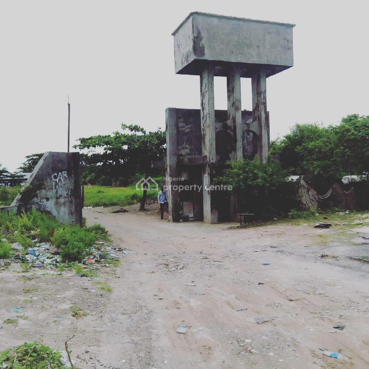 54 Upland Plots, Lekki Beach Road, Jakande, Lekki, Lagos, Filling Station for Sale