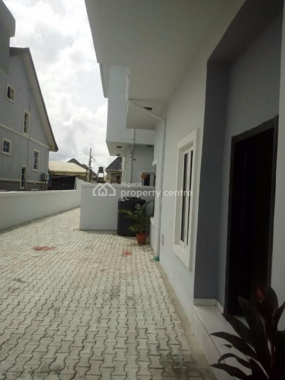 Luxurious 4 Bedrooms Duplex, Atlantic Estate Lbs By Abraham Adesanya, Sangotedo, Ajah, Lagos, Semi-detached Duplex for Rent