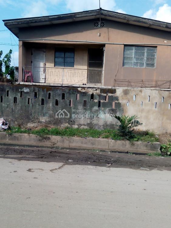 Dilapidated Property on a Plot of Land, Oduduwa, Kilo, Surulere, Lagos, Land for Sale