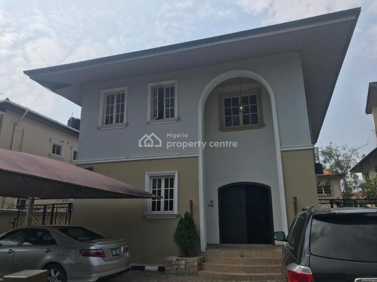 4 Bedroom Detached Duplex with 2 Bq, Carlton Gate, Chevron, Lekki, Lagos, Detached Duplex for Rent