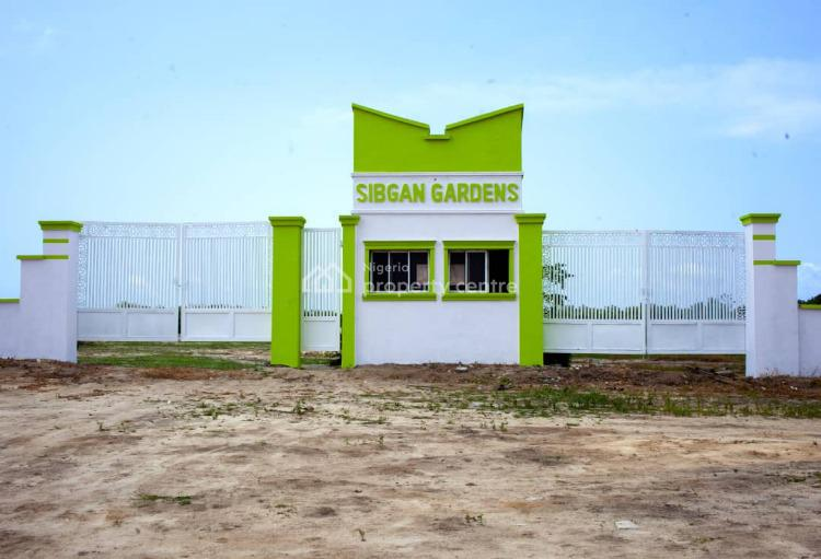 Dry Plots of Land in a Secured Estate with Great Title C of O, Sibgan Gardens, Eleko, Ibeju Lekki, Lagos, Mixed-use Land for Sale