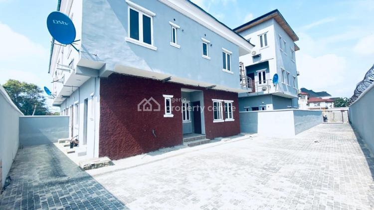 Distress Vendor House, Off Petrocam Petrol Station Road, Lekki Phase 1, Lekki, Lagos, Detached Duplex for Sale