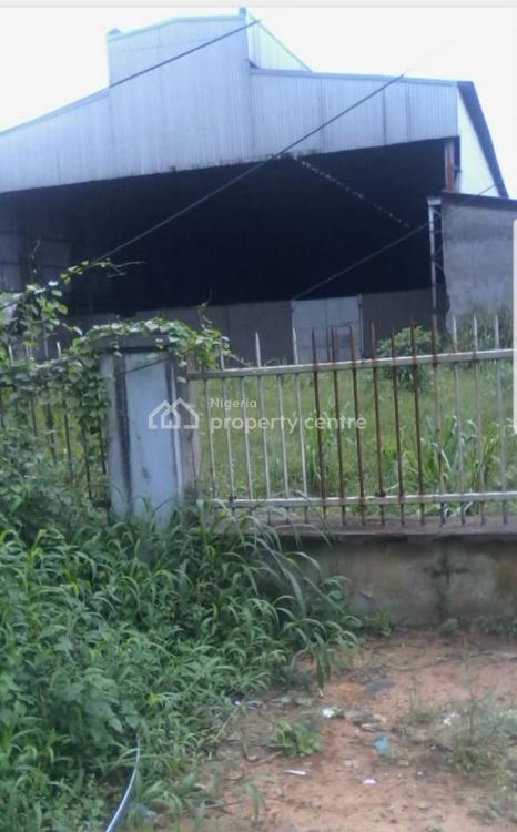 Massive Commercial Property, Industrial Layout, Trans Amadi, Port Harcourt, Rivers, Warehouse for Sale