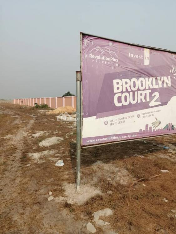 Dry Land, Brooklyn Court 2,, Idasho, Ibeju Lekki, Lagos, Residential Land for Sale