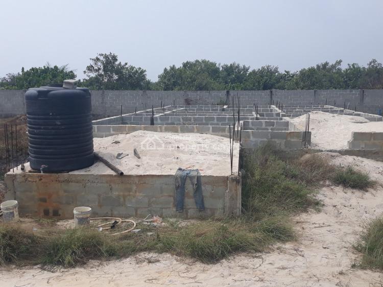 Premium Plots of Land, Edge Villa Estate, Behind Amen Estate, Phase 1, Eleko, Ibeju Lekki, Lagos, Land for Sale