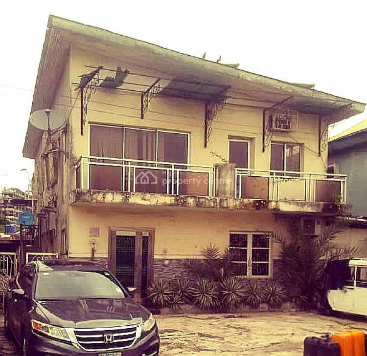 5 Bedroom Detached Duplex, Off Norman Williams Street, South West, Ikoyi, Lagos, Terraced Duplex for Sale