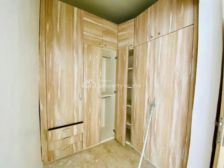 4 Bedrooms Terraced Duplex, Chevron 2nd Toll Gate, Lekki, Lagos, Flat for Rent