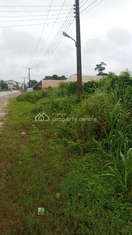 80 By 200, Aruogba , Okhoromi Road, Benin, Oredo, Edo, Mixed-use Land for Sale