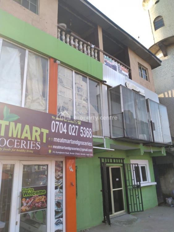Two Shop Together, Ayangburen Road, Ikorodu, Lagos, Shop for Rent