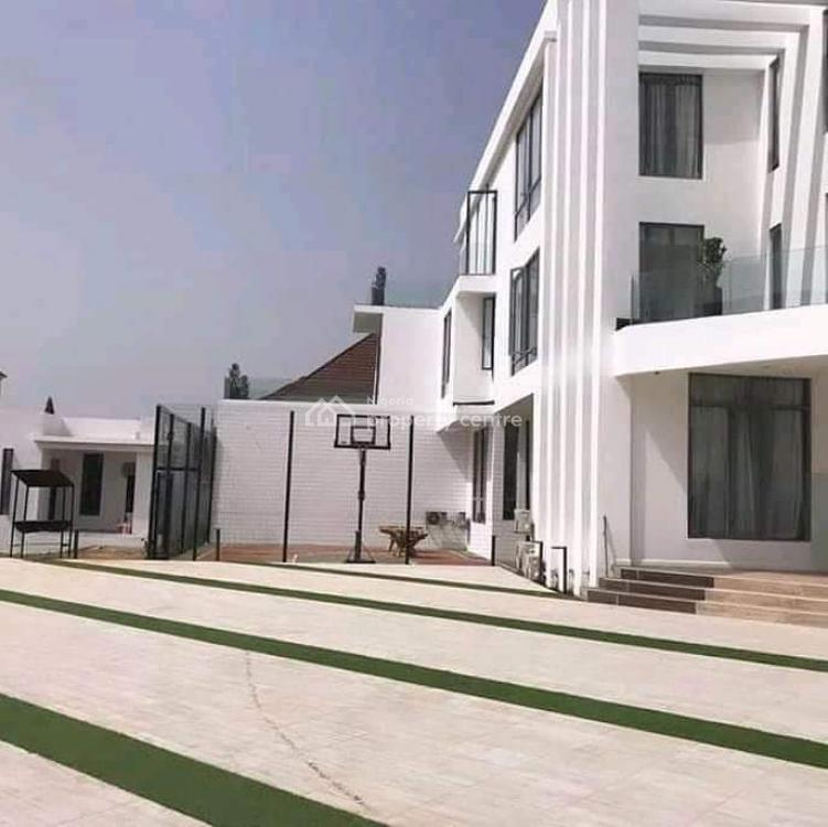 Ultra Modern  5 Bedrooms Duplex with State-of-the-art Facilities, Diplomatic Zone, Katampe Extension, Katampe, Abuja, Detached Duplex for Sale