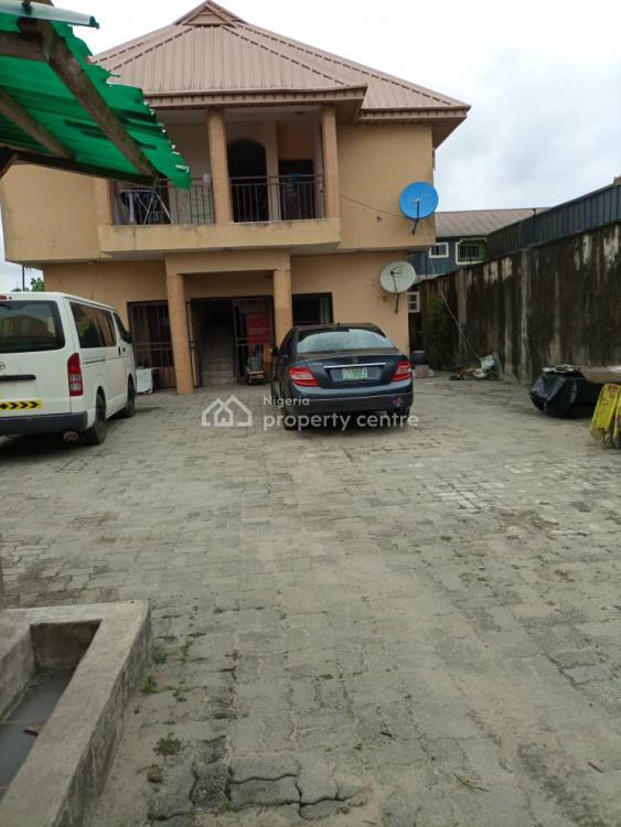 4 Units of Mini Flat, Jubril Estate, Olokonla, Ajah, Lagos, Block of Flats for Sale