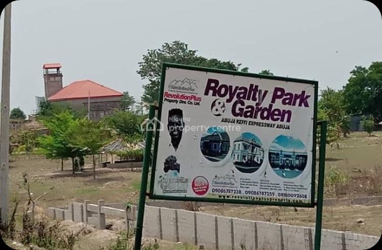 Royalty Park & Garden, Along Abuja- Keffi Road, Wuse, Abuja, Residential Land for Sale