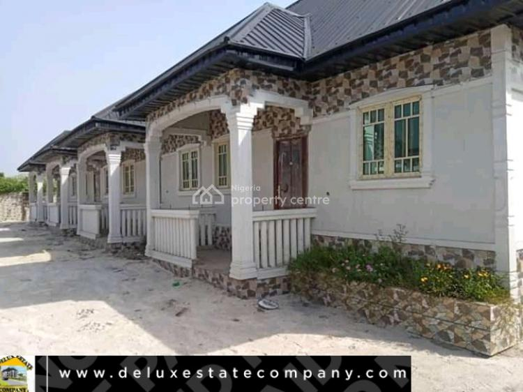 Bungalow of 8 Bed Sitter and 4 Self Contain, Ughoto, Warri, Delta, Detached Bungalow for Sale