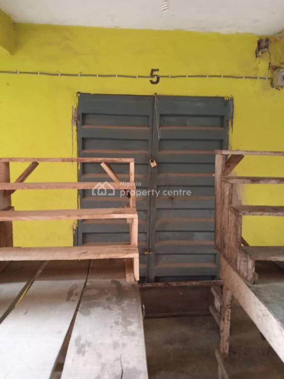 2 Shops, Ojo Oba Complex, Abule Egba, Agege, Lagos, Shop for Sale